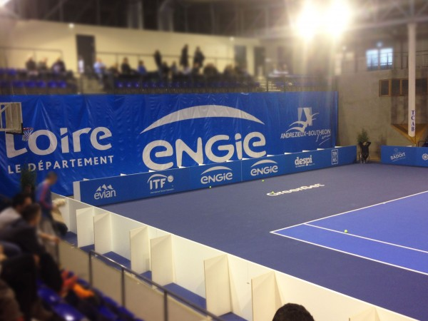 Bâche Engie Open 42