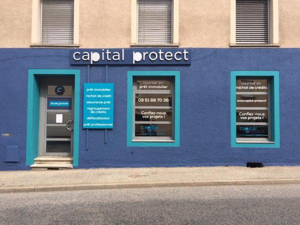 Enseignes Capital Protect à Monistrol sur Loire et Firminy