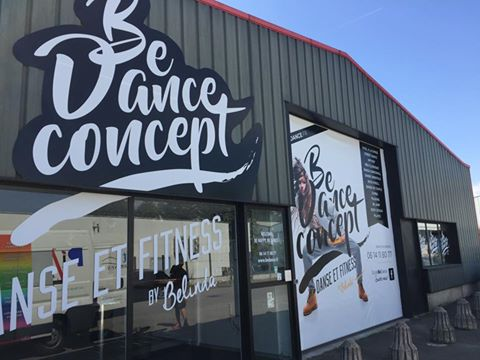 Réalisation d'une école de danse à Lozanne