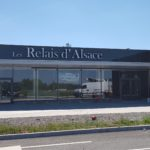 Lettres boitiers lumineuses – LES RELAIS D'ALSACE à Andrézieux-Bouthéon