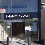 Enseigne lumineuse – NAF NAF à Andrézieux-Bouthéon (42)