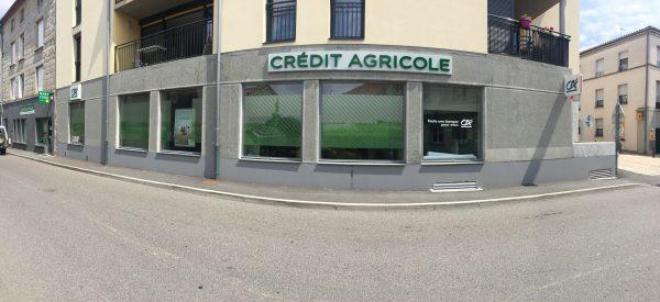 Crédit Agricole St Héand