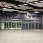 Habillage de 12m de long Galerie marchande Auchan Villars