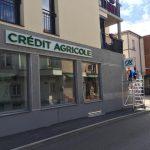 Enseigne du Crédit Agricole St Héand et St Chamond