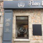 Dépoli découpé à la forme – Boulangerie PAINS ET GOURMANDISES à Rozier en Donzy