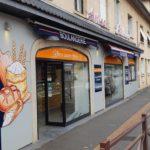 Enseigne, signalétique et éléments décoratifs – AU FOURNIL MUROIS à St Bonnet-de-Mure