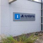 Enseignes 3x2m et enseigne corporate – JL SYSTEMS à St-Etienne
