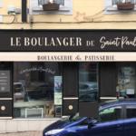 Enseigne et Signalétique (Projet global) – LE BOULANGER DE SAINT PAUL à St Paul en Jarez
